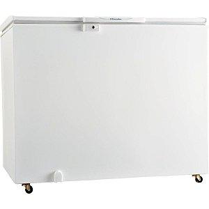 Freezer Horizontal Electrolux Cycle Defrost 305L 1 Portas Dreno Frontal 127 Volts Classe C Branco [H300C]