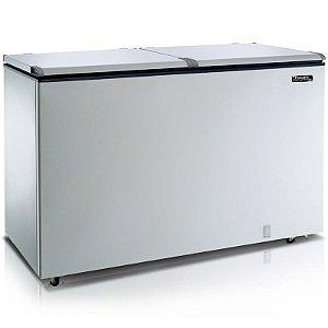 Freezer Horizontal Esmaltec 439L Dreno Frontal 127 Volts Branco [EFH500]