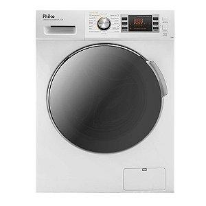 Lavadora e Secadora Philco PLS12B 127V-Cor:Branca