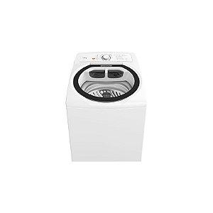 Lavadora Brastemp 12KG Display Digital Superfiltro Enxágue Antiarlégico 7 Programas de Lavagem Branca 127 Volts [BWT12ABANA]