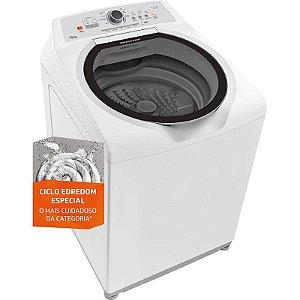 Lavadora Brastemp Ative 15KG Ciclo Edredom Especial 8 Programas de Lavagem Branca 127 Volts [BWH15ABANA]
