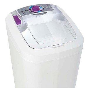 Lavadora De Roupas Newmaq 12 Kg Com 9 Programas E Filtro De Fiapos - Branca
