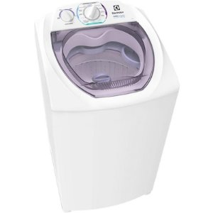 Lavadora Electrolux 8Kg Top Load Turbo Agitação Super Branca 127 Volts [LT08E]