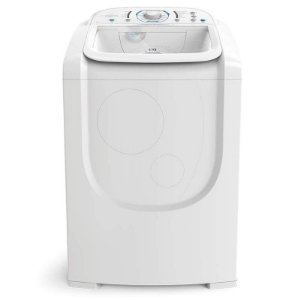 Máquina de Lavar Roupa Electrolux LTD13 Branca 13kg 12 Programas de Lavagem Turbo Agitação