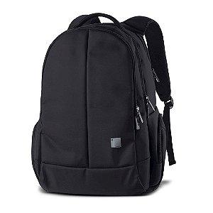 "Mochila Multilaser p/ Notebook até 15,6"" Swisspack Executiva Preta [BO415]"