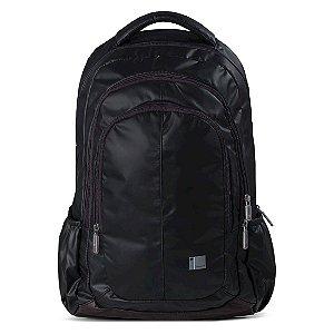 "Mochila Multilaser p/ Notebook até 15,6"" Swisspack Trip Marrom Escuro [BO412]"