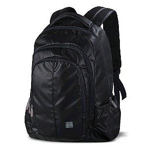 "Mochila Multilaser p/ Notebook até 15,6"" Swisspack Trip Preta [BO411]"