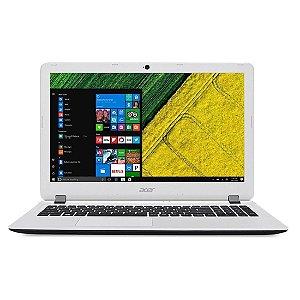"Notebook Acer Intel Core i3 Windows 10 RAM 4GB HD 500GB Tela LED 15,6"" Pol. Branco [S1 572 347R I3]"