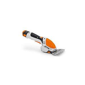 Podador de Arbustos Stihl bateria 2 Lâminas de Corte [HSA 25]