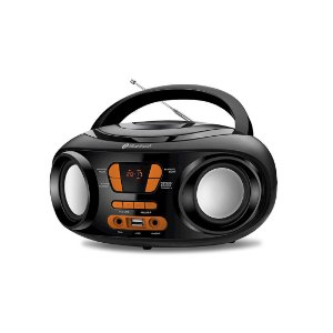 Radio Mondial Portatil Up Dynamic Display Digital Bluetooth FM USB Bivolt [BX19]