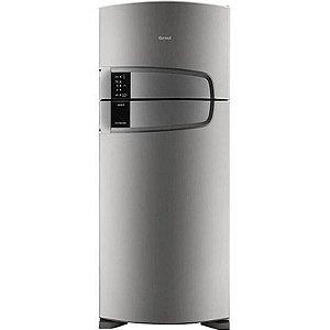 Refrigerador Duplex Consul Bem Estar 405L Frost Free 127 Volts Classe A Inox [CRM51AKANA]