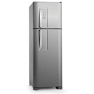 Refrigerador Electrolux 370L 2 Porta Frost Free Classe A 127 Volts Inox [DFX42]