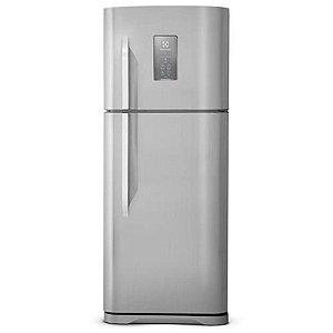 Refrigerador Electrolux 433L 2 Portas Frost Free Classe A 127 Volts Inox [TF51X]