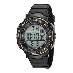 Relógio Speedo Masculino Big Case Digital