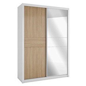 Guarda-roupas 2 Portas Deslizantes Com Espelho Copacabana Plus
