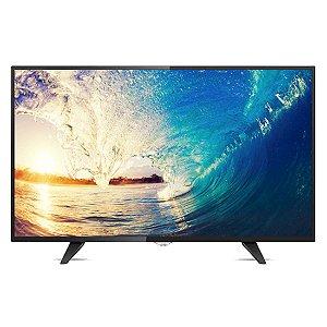 "Smart TV 39"" LED AOC FHD HDMI USB Netflix, Globo Play, Youtube Preta[LE39S5970]"