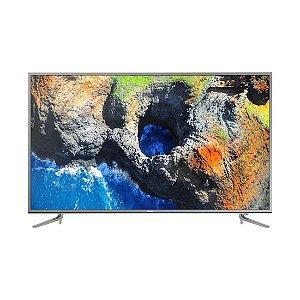 "Smart TV 49"" LED Samsung Ultra HD 4K Smart View 3HDMI 2USB Connect Share™ Prata [UN49MU6120GXZD]"