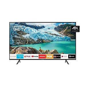 Smart Tv Led 50 Polegadas Samsung Un50ru7100gxzd Ultra HD 4k Com Conversor Digital 3 Hdmi 2 USB Wi-Fi Bluetooth