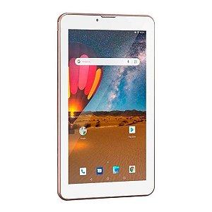 Tablet M7 Plus 3g Tela 7 Quad Core 1 Gb Memória 16 Gb Multilaser Rosa