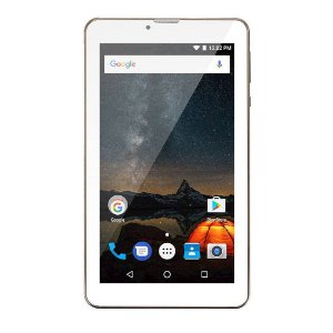 "Tablet Multilaser M7s Plus Tela 7"" Wi-fi Android 7.0 Câmera 2.0 Mp Processador Quad-Core Dourado [NB276]"