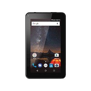 "Tablet Multilaser M7s Plus Tela 7"" Wi-fi Android 7.0 Câmera 2.0 Mp Processador Quad-Core Preto [NB273]"