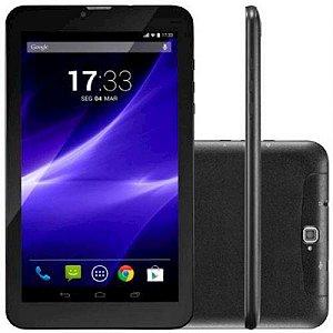 """Tablet Multilaser M9 Preto 8GB Dual Câmera Wi-Fi Bluetooth Processador Quad Core Tela 9"""""""