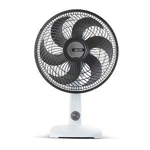 Ventilador Mallory TS30 Style 127V Preto e Branco [B94401201]