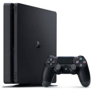 Playstation 4 Slim 1TB + Controle DualShock - PS4