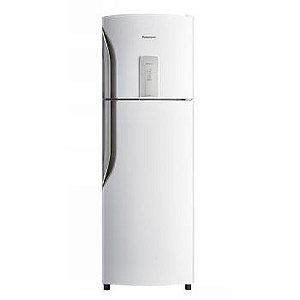 Geladeira / Refrigerador 387 Litros Panasonic 2 Portas FROST Free - NR-BT40BD1WA