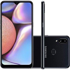 Smartphone Samsung Galaxy A10s Sm-a107m Tela 6,2 Octa Core 32gb Android 9.0 Preto