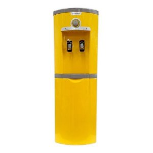 Bebedouro Esmaltec Amarelo Coluna   127v mod.[ egc35b]