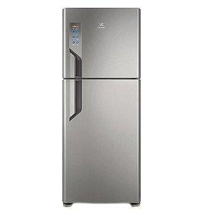 Geladeira/refrigerador Electrolux Tf55s Frost Free 2 Portas 431 Litros Platinum