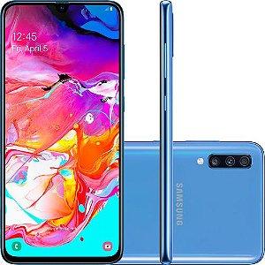 """Smartphone Samsung Galaxy A70 128GB Azul 6.7"""""""