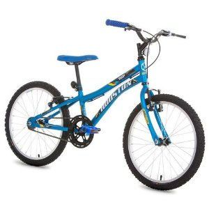 Bicicleta Aro 20 Houston Trup Azul