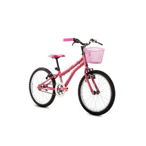 Bicicleta Aro 20 Houston Nina Rosa