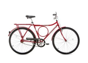 Bicicleta Aro 26 Houston Super Forte VMUN