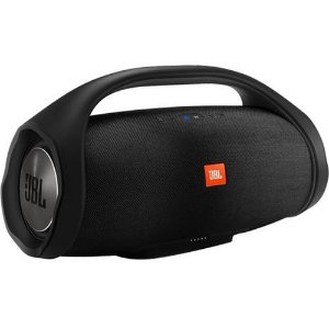 Caixa de Som Bluetooth JBL Boombox Preta