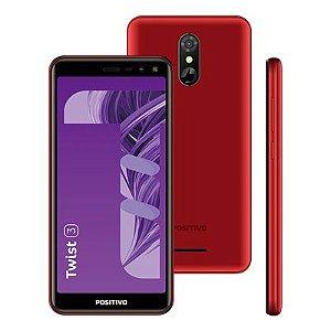 Smartphone Positivo TWIST 3 Fit Vermelho ( S513)