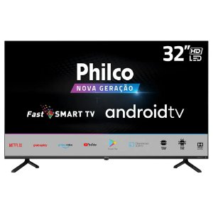 "Smart TV Philco 32"" PTV32E20AGBL LED Android"