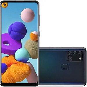 Celular Samsung Galaxy A-21-S 64GB Dual - SM-A217MZKRZTO