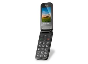 Celular Multilaser P9021 Flip Vita Dual Chip MP3 Vermelho