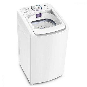 Lavadora de Roupas Electrolux Essencial Care 8,5kg Branca LES09 - 110V