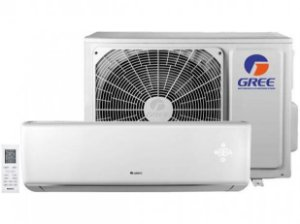 Ar-condicionado Split Gree 9.000 BTUs Frio - Eco Garden GWC09QA-D3NNB4D