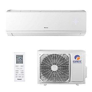 Ar Condicionado Split Hw Inverter Eco Garden Gree 12000 Btus Frio 220V Monofasico GWC12QC-D3DNB8M