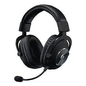 Headset Gamer Logitech PRO P3 USB Preto 981-000811
