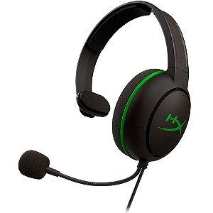 Headset HyperX CloudX Chat Xbox One - HX-HSCCHX-BK/WW