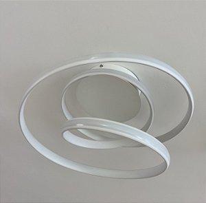 Plafon HSR 8925 - Branco 45cm
