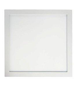 Plafon de sobrepor LED 30W - 3000K - 40 x 40cm