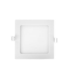 Painel embutido LED 12W - 3000K - 16,7 x 16,7cm