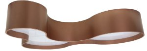 Plafon Orgânico KS Semi Cilindrico